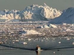 Topirea celui mai mare ghetar din Antarctica orientala
