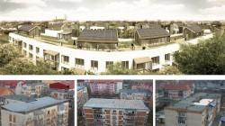 Studentii romani construiesc locuinta viitorului