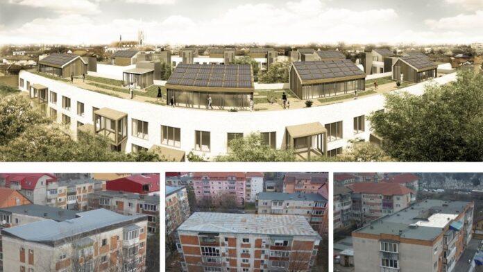 Studen?ii români construiesc locuin?a viitorului