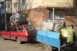 Afacere cu deseuri reciclabile falimentata de politistii locali la Timisoara
