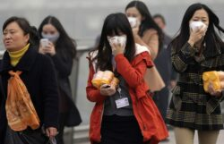 Un barbat din China vrea sa dea in judecata guvernul pentru poluarea aerului