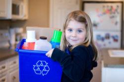 reINVENT Mini, un atelier de reciclare interactiva, destinat celor mici!