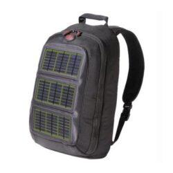 Rucsacul ecologic cu panouri solare
