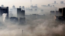 Calitatea aerului in marile aglomerari urbane continua sa se degradeze