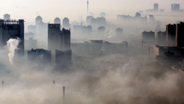 Calitatea aerului în marile aglomer?ri urbane continu? s? se degradeze