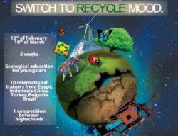 """AIESEC Bucuresti va propune un nou proiect de voluntariat: """"Use.Recycle.Breathe"""""""