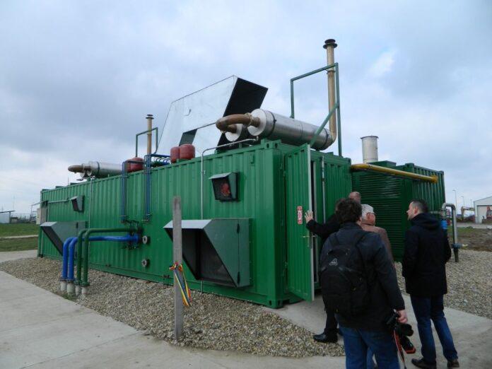 Slovacia: Investi?ie de 5 milioane de euro din fonduri europene într-o instala?ie pentru producerea de biogaz