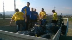 Tinerii liberali din Alba sunt interesati de protectia mediului