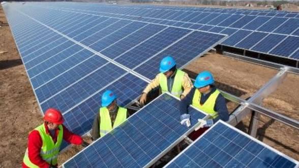 Romania este la un pas de tinta de energie regenerabila