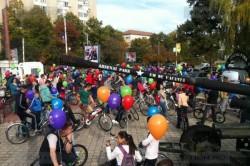 Evenimente si surprize de la Verde pentru Biciclete, in 2014