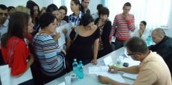 Peste 4.000 de participanti la Bursa locurilor de munca verzi  la Ramnicu Valcea