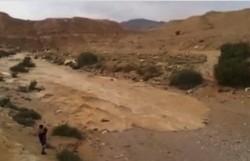 Fenomen natural uimitor: Un rau din vremuri biblice a renascut in desert