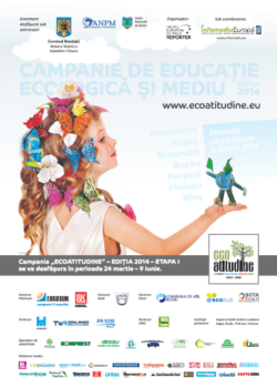 Se lansează EcoAtitudine, ediția 2014!