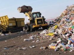 Groapa de gunoi ecologica de 30 de milioane de euro