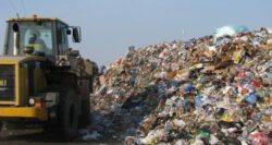 Depozit ecologic de gunoi, construit din fonduri europene in cadrul proiectului de gestionare unitara a deseurilor