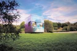 Harwyn Pod: eco-modul compact pentru lucru la distanta