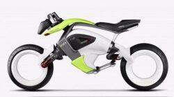Hero iON, conceptul indian de motocicleta ecologica a viitorului