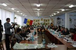 Jurnaliştii de mediu din Republica Moldova au discutat starea ariilor protejate