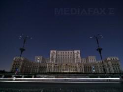 Iluminatul Parlamentului va fi intrerupt sambata seara, pentru a marca Ora Pamantului in Romania