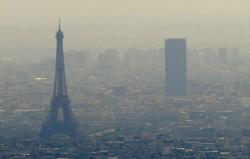 La Paris poluarea aerului e la fel de nociva ca si tabagismul pasiv