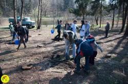 Starea naturii este principala preocupare a ONG-urilor de mediu din Chisinau