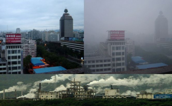 Premierul Chinei: Declar?m r?zboi polu?rii. 50.000 de centrale pe c?rbune vor fi închise