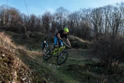 Raliu de biciclete pe Dealul Somleului, pentru profesionistii pe doua roti