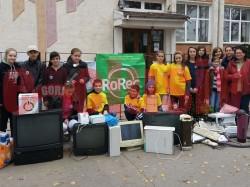 """Primaria Targu-Jiu ajuta """"Patrula de Reciclare"""""""