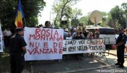 Gabriel Resources a dublat cheltuielile de comunicare pentru Rosia Montana