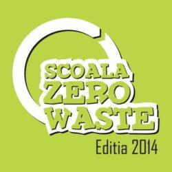 """Au inceput inscrierile pentru Concursul National """"Scoala Zero Waste"""" Editia 2014"""