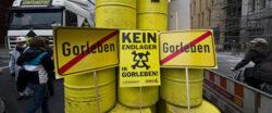 Sisturile golite de gaz ar putea adaposti deseurile nucleare