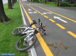 Pista de bicicleta in Bucuresti, finantata din certificate CO2