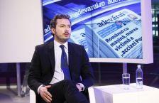 """Razvan Nicolescu, ministrul Energiei: """"Cand plantezi garoafe riscul unui accident de mediu e destul de scazut, cand exploatezi resurse, exista riscuri"""""""
