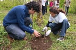 Fundatia Yves Rocher si Asociatia MaiMultVerde au organizat un schimb de seminte la Gradina Botanica din Capitala
