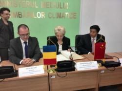 Romania si China vor coopera in domeniul padurilor. Ministrul Pana: Ambele parti vor avea de castigat