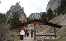 Proiect eco-turistic cu fonduri europene pentru rezervatia naturala Cheile Sugaului-Munticelu din judetul Neamt