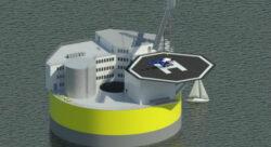 Centralele nucleare ar putea fi construite in largul oceanelor