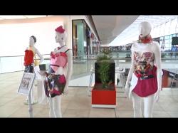 Expozitie Eco-fashion, la Ploiesti