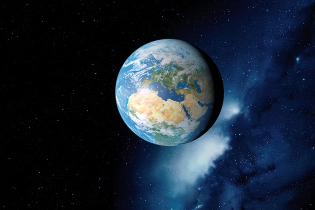 Terra - Trecut, Prezent ?i Viitor