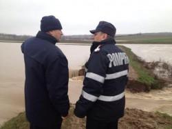 S-au finalizat hartile de hazard si de risc la inundatii