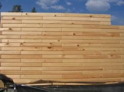 Materiale de constructii ecologice: caramida de lemn