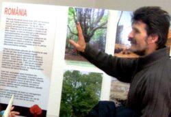 Italienii si romanii invata cum sa-si protejeze padurile