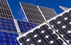 Soarele da 7% din energia Romaniei