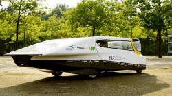 Stella este prima masina de familie alimentata cu energie solara