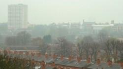 Masuri impotriva poluarii, doar pe hartie. In Bucuresti sunt 400 de tone de praf pe kilometru patrat