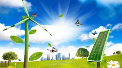 Energia solara si eoliana fac un salt calitativ in dezvoltare
