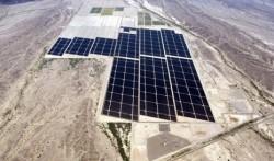 SUA a construit cel mai mare generator solar din lume