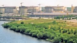 Moldova ar putea fi cooptata ca actionar la reactoarele 3 si 4