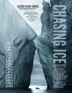 """Proiectia filmului documentar """"Chasing Ice"""". Intrarea este libera"""