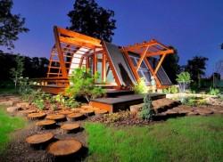 Proiect romanesc zeroEnergy One controlata - Eco casa inteligenta